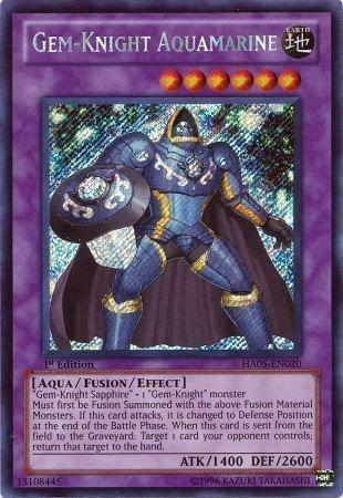 gem knight aquamarine - 5