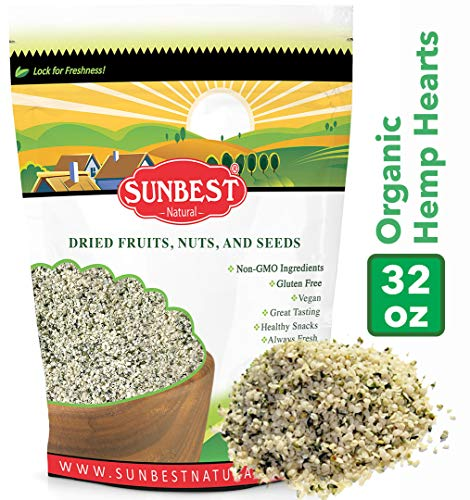 Sunbest Organic Shelled Resealable Canadian
