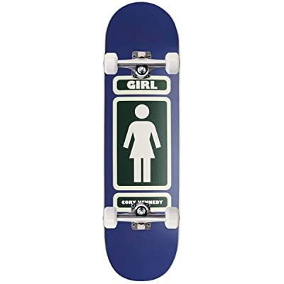 "Girl 93 Til Skateboard Complete - Cory Kennedy - 8.50"" : Sports & Outdoors"