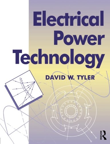Electrical Power Technology (Gnvq Engineering Series)