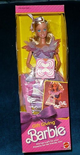 Amazon 1985 Gift Giving Barbie Doll Toys Games