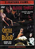 Castle of Blood \ Blood Thirst (Double Feature)