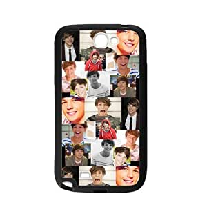 Louis Tomlinson Personalized Custom Case For Samsung Galaxy Note2 N7100