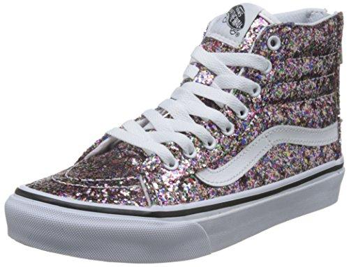 Vans Womens Chunky Glitter SK8-Hi Slim