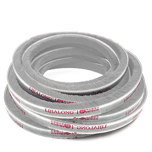 Superduty Frameless Weather Stripping 16Feet