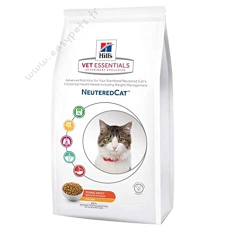 Hill`s Science Plan Alimento para Gatos Adultos VetEssencials - 8 kg