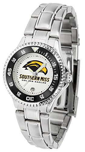 - Southern Mississippi Golden Eagles Competitor Steel Women's Watch