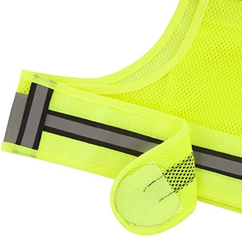 2XU Men ELITE Vapor Mesh Vest For Cycling and Running Safe and Reflective Sale