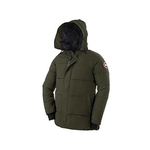 4b4d50905ac9 Amazon.com  Canada Goose MacMillan Parka - Men s Military Green ...