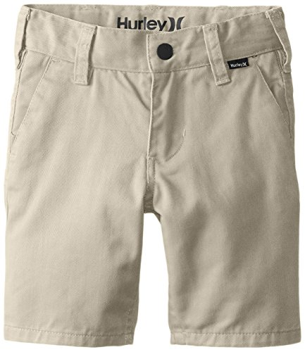 Hurley Little Boys' One and Only Walk Short, Bamboo, (Hurley Kids Boys Shorts)