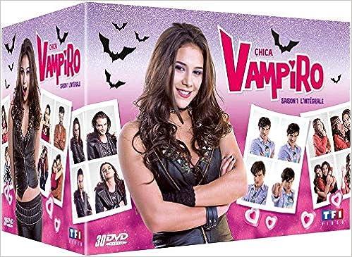 variété de dessins et de couleurs brillance des couleurs meilleurs prix Chica Vampiro - Saison 1: 3384442270984: Amazon.com: Books