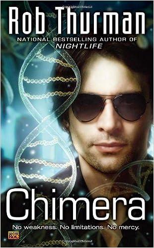 9e7b19d9303 Amazon.fr - Chimera - Rob Thurman - Livres