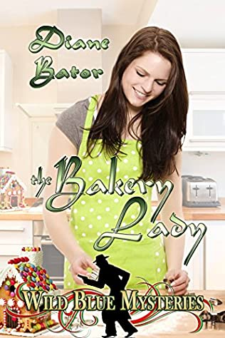 book cover of The Bakery Lady