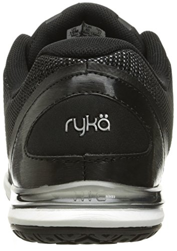 Grafik Shoe Cross Ryka Black Trainer Women's Grey 0xa5wqp