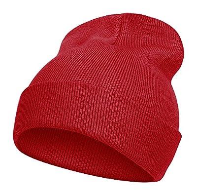 TopHeadwear Long Beanie - Red