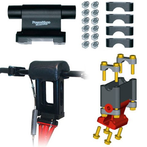 - RISER BLOCK CONVERSION KIT SKIDOO