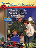 The Son He Never Knew (Delta Secrets)