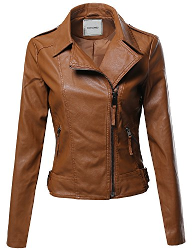Womens Moto Jacket - 9