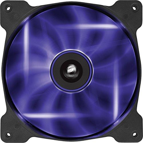 Corsair Air Series SP 140 LED Purple High Static Pressure Fan Cooling - twin pack by Corsair (Image #1)
