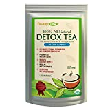 Teatox Life: Premium skinny mint teatox for organic colon detox, promote 14 or 28 day weight loss, liver cleanse and digestion | Made in USA| USDA Certified