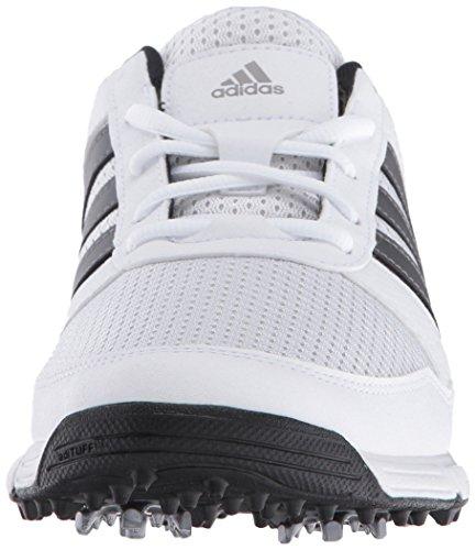 adidas Mens Tech Response Ftwwht/Dksi Golf Shoe White KH5oZ