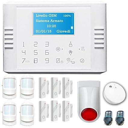 Best Alarm Bestpricestore - Juego AN1 de alarma antirrobo ...