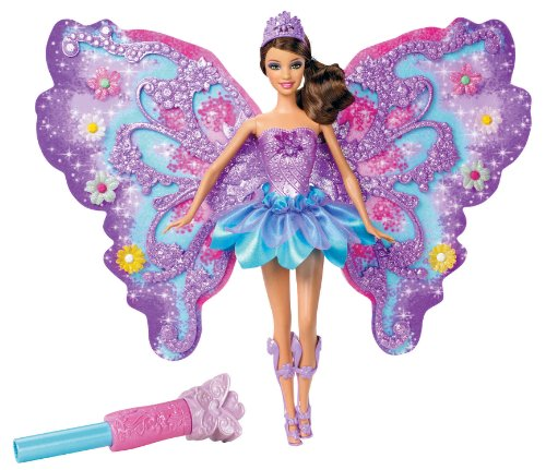 Barbie Flower 'N Flutter Fairy Teresa Doll