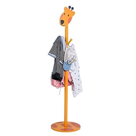 HXGL-coat rack Perchero Perchas de Dibujos Animados ...