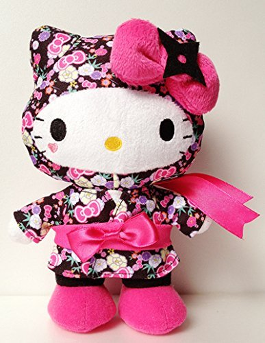 Amazon.com: Nakajima Sanrio Cute Japan Ninja Hello Kitty ...