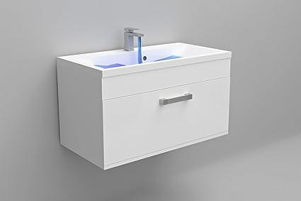Mobile Bagno Compatto : Emma mobile da bagno con lavabo contenitore compatto rubinetto