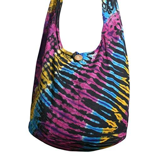 Crossbody Bags Purse Hobo Bags Shoulder Orage Hippie TDB6 Tie Tonka Bags Dye zEAw1Xq1