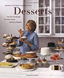 Desserts (Best of Martha Stewart Living) by Martha Stewart Living Magazine