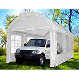 Heavy Duty Instant Garage Car Port: Amazon.co.uk: Garden ...