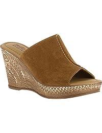 Bella Vita Women's Dax-Italy Wedge Sandal