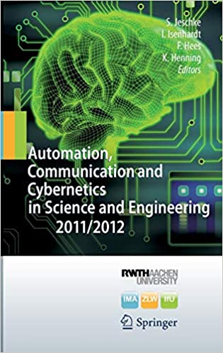 Automation, Communication and Cybernetics in Science and Engineering 2011/2012