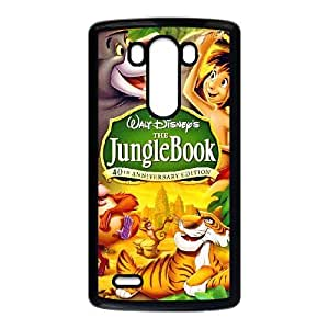 Cover LG G3 Cell phone Case The Jungle Book Dwln Unique Protective Csaes