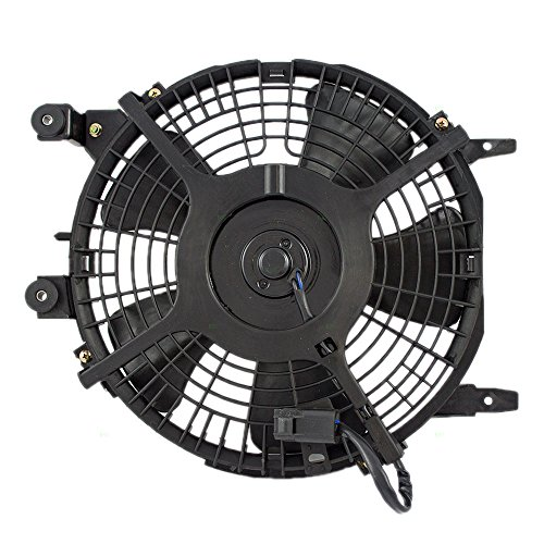 - AC A/C Condenser Cooling Fan Assembly Replacement for Toyota Geo 88590-12270 AutoAndArt