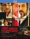 Thesis on a Homicide ( Tesis sobre un homicidio ) [ Blu-Ray, Reg.A/B/C Import - Spain ]