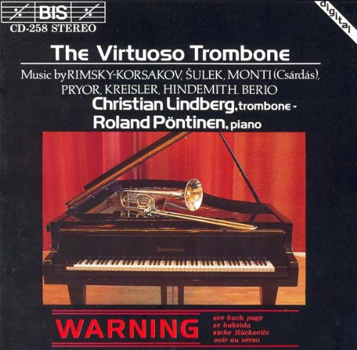 Flight Of The Bumble Bee Trombone - Tale of Tsar Saltan, Op. 57 (arr. for trombone and piano): The Tale of Tsar Saltan: Flight of the Bumble-bee