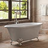 60 clawfoot tub - 60