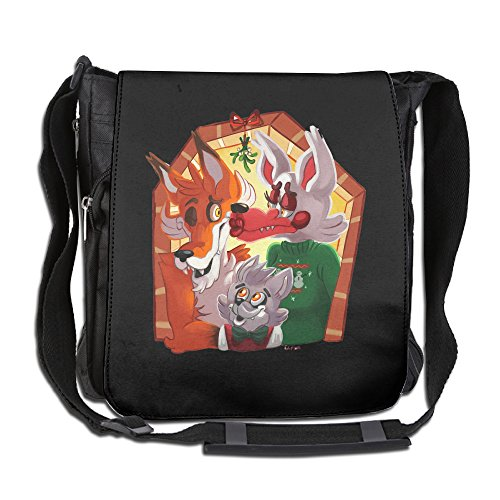 Mangle Costume For Sale (Five Nights At Freddys Foxy Christmas Casual Shoulder Bags Messenger Cross Body Bag)