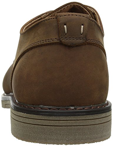 Mens Bush Nunn Toe Brown Mens Plain Bush Linwood Nunn Oxford gdARR