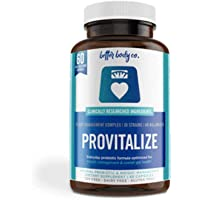Better Body Co. Provitalize | Best Natural Weight Management Probiotic