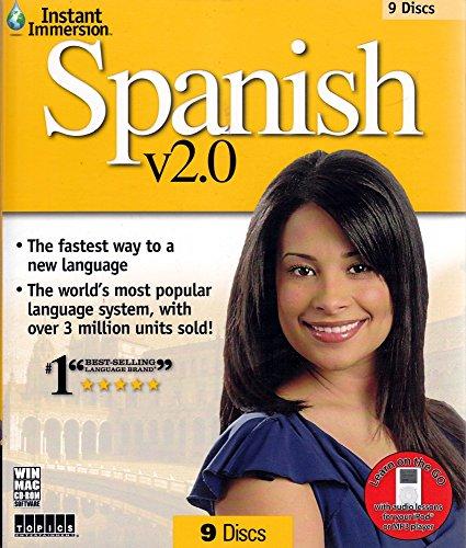 Instant Immersion Spanish Language V2 0 9 Disc Set