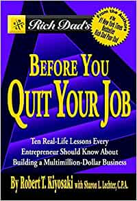 Before you quit your job robert kiyosaki pdf download