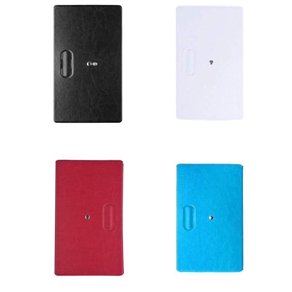 lindahaot 12 Zoll Telefon-Screen Magnifier intelligenten Handy Filme Verst/ärker Leder Faltbare Halter-Standplatz