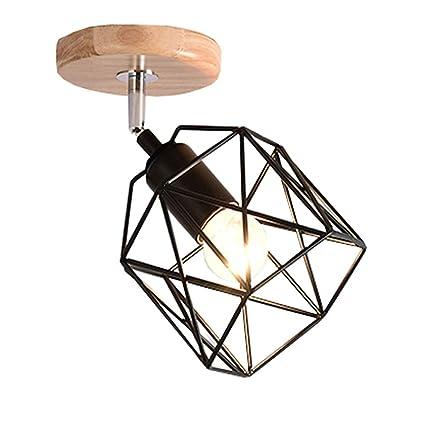 LF-ceiling lamp Lámpara De Techo Giratoria Minimalista ...