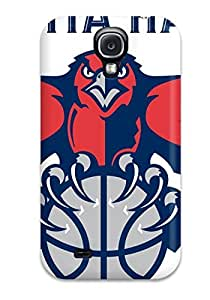 Hot atlanta hawks nba basketball (2) NBA Sports & Colleges colorful Samsung Galaxy S4 cases 7462442K330566223