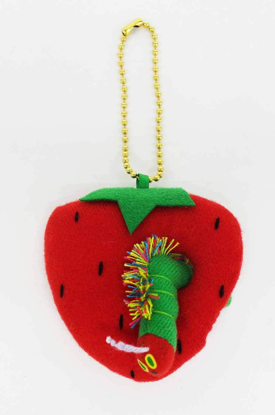 Very hungry caterpillar mascot Strawberry