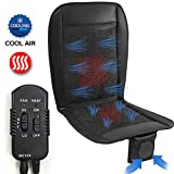 Big Ant Cooling Car Seat Cushion with Heated, Car Seat Cooling Pad, Air